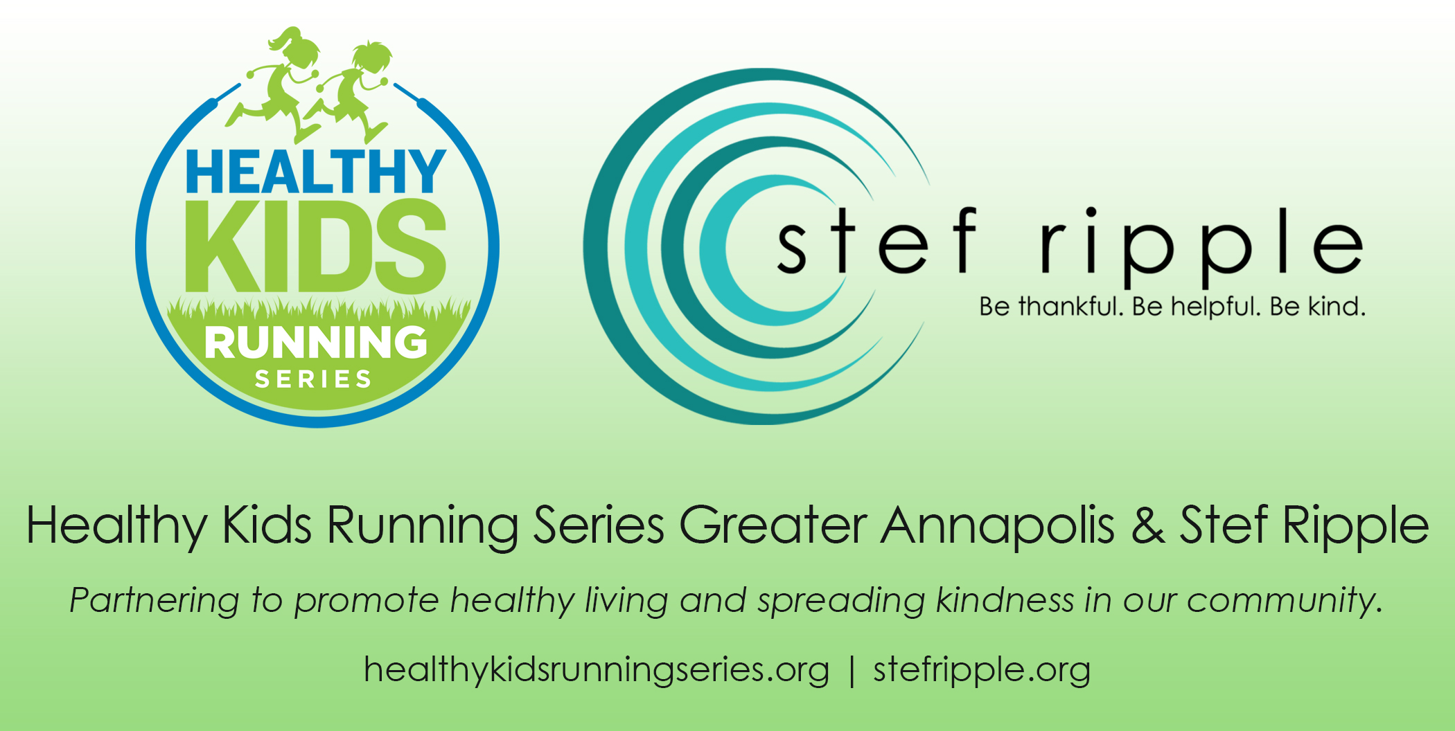 Healthy Kids Running Series Partnership