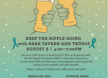 Park Tavern Fundraiser Event on August 5th